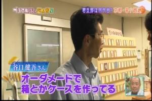 田中ケースを説明する営業担当