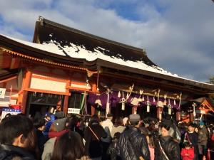 八坂神社(本殿)