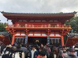 2019年 初詣(八坂神社)
