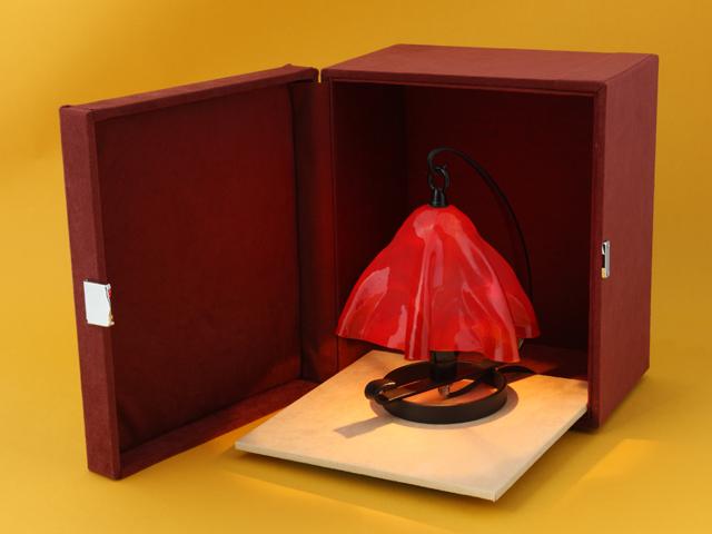 ステンドグラス用の収納箱(化粧箱)