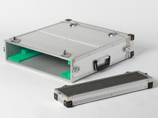 産業用ラックコンピュータアルミケース
