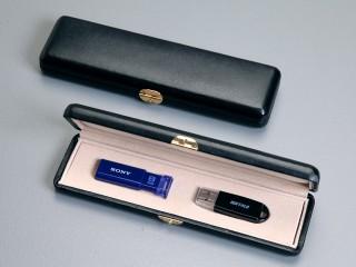 USBメモリー用収納ケース