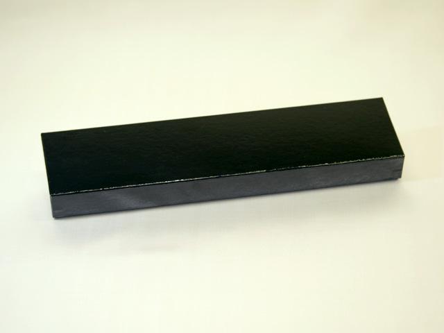 クールな漆風日本製 HPLC Column(カラム) パッケージ(貼箱、紙箱、紙器)<外観>