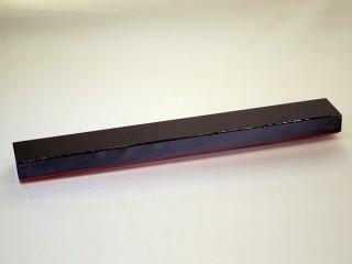 漆風(フタ:黒、身:赤) HPLC Column ケース(紙箱、紙器、貼箱)(横長)<外観>