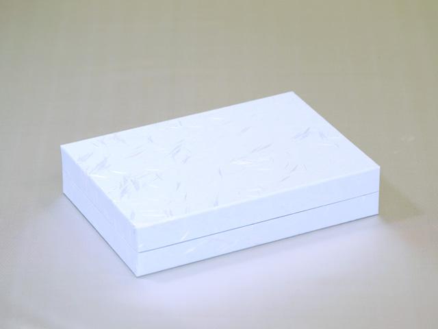 高級感ある紙器・貼箱「印章・印鑑ケース」~3本入れ~(外観)