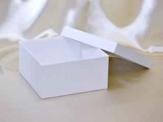 フリーボックス用紙箱(白)