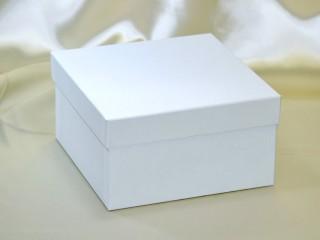 フリーボックス用紙箱(白:外観)