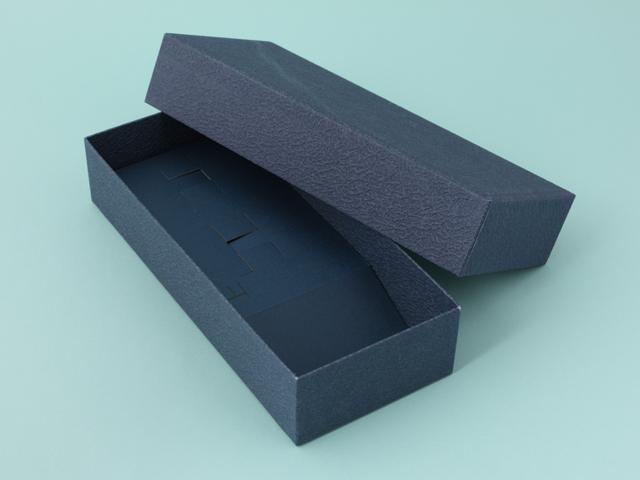 組紐付かけ香用和装紙製ギフトパッケージ