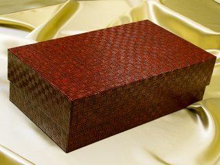 商品配送用(キャリー用持出)貼箱 - 約B4サイズ(えり正)