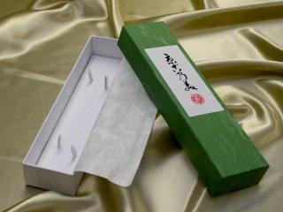 帯締用貼箱 - 着付用小物(えり正)